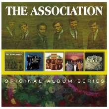 The Association: Original Album Series, 5 CDs