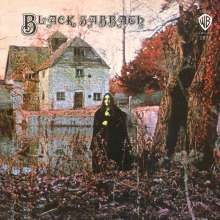 Black Sabbath: Black Sabbath (remastered) (180g), LP