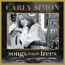 Carly Simon: Songs From The Trees (A Musical Memoir Collection), 2 CDs