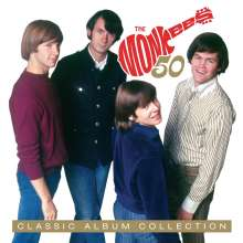 The Monkees: Classic Album Collection (remastered), 10 LPs