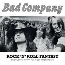 Bad Company: Rock'n'Roll Fantasy: The Very Best Of Bad Company (180g), 2 LPs