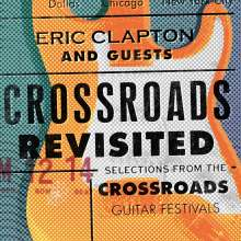 Eric Clapton: Crossroads Revisited - Selections From The Crossroads Guitar Festivals, 3 CDs