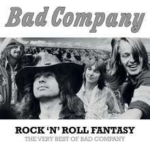 Bad Company: Rock'n'Roll Fantasy: The Very Best Of Bad Company, CD
