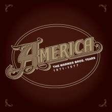 America: The Warner Bros. Years 1971 - 1977, 8 CDs