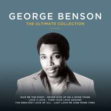 George Benson (geb. 1943): The Ultimate Collection (Deluxe Edition), 2 CDs
