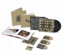 Led Zeppelin: Physical Graffiti (2015 Reissue) (Limited Super Deluxe Edition) (180g), 3 LPs und 3 CDs