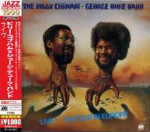 """Billy Cobham & George Duke: """"Live"""" On Tour In Europe, CD"""