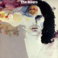 The Doors: Weird Scenes Inside The Gold Mine, 2 LPs
