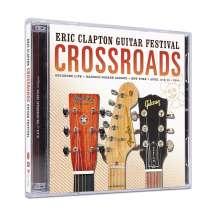 Eric Clapton: Crossroads Guitar Festival 2013, 2 CDs