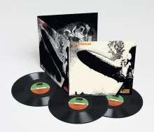 Led Zeppelin: Led Zeppelin (2014 Reissue) (remastered) (180g) (Deluxe Edition), 3 LPs