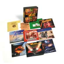 ZZ Top: The Complete Studio Albums 1970 - 1990, 10 CDs