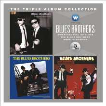 The Blues Brothers Band: The Triple Album Collection, 3 CDs