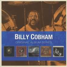 Billy Cobham (geb. 1944): Original Album Series, 5 CDs