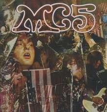 MC5: Kick Out The Jams (180g), LP