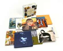 Joni Mitchell: The Studio Albums 1968 - 1979 (Limited Edition), 10 CDs