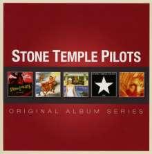 Stone Temple Pilots: Original Album Series, 5 CDs