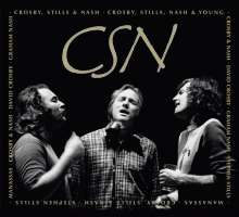 Crosby, Stills & Nash: Crosby, Stills & Nash (Box), 4 CDs