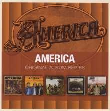 America: Original Album Series, 5 CDs
