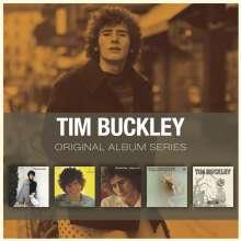 Tim Buckley: Original Album Series, 5 CDs