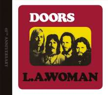 The Doors: L.A. Woman (40th-Anniversary-Edition), 2 CDs