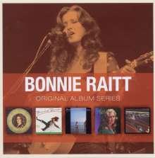 Bonnie Raitt: Original Album Series, 5 CDs