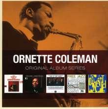 Ornette Coleman (1930-2015): Original Album Series, 5 CDs