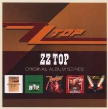 ZZ Top: Original Album Series, 5 CDs
