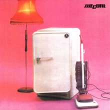 The Cure: Three Imaginary Boys, LP