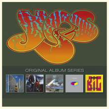 Yes: Original Album Series, 5 CDs