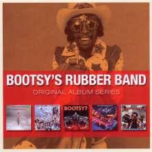 Bootsy's Rubber Band: Original Album Series, 5 CDs