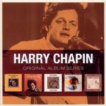 Harry Chapin: Original Album Series, 5 CDs
