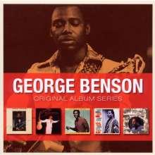 George Benson (geb. 1943): Original Album Series, 5 CDs