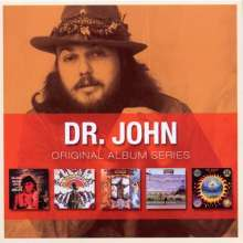 Dr. John: Original Album Series, 5 CDs