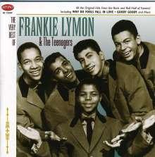 Frankie Lymon & the Teenagers: Teenagers (Reis), CD