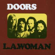 The Doors: L.A. Woman (40th Anniversary Edition) (Expanded & Remastered), CD