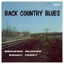 Sonny Terry & Brownie McGhee: Back Country Blues: 1947 - 1955 Savoy Recordings, CD