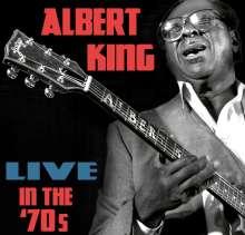 Albert King: Live In The '70s, CD