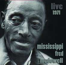 Mississippi Fred McDowell: Live 1971, CD