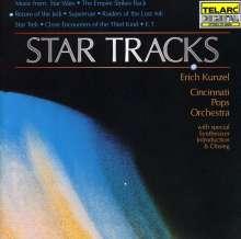 Filmmusik: Star Tracks, CD