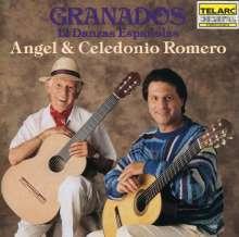 Enrique Granados (1867-1916): Danzas Espanolas op.37 f.2 Gitarren, CD