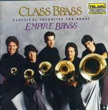 Empire Brass - Class Brass, CD