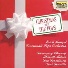 Erich Kunzel: Christmas With The Pops, CD