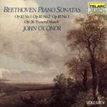 Ludwig van Beethoven (1770-1827): Klaviersonaten Nr.5-7,12, CD