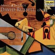 Agustin Barrios Mangore (1885-1944): Gitarrenwerke, CD