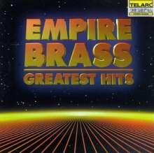 Empire Brass - Greatest Hits, CD