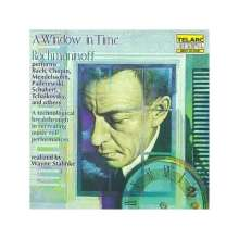 "Sergej Rachmaninoff (1873-1943): Sergej Rachmaninoff,Klavier ""A Window in Time"" II, CD"