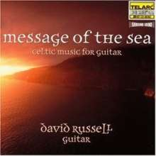 David Russell - Message of the Sea, CD
