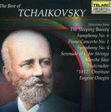 The Best of Tschaikowsky, CD