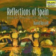 David Russell - Reflections of Spain, CD