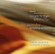 Igor Strawinsky (1882-1971): Psalmensymphonie, CD